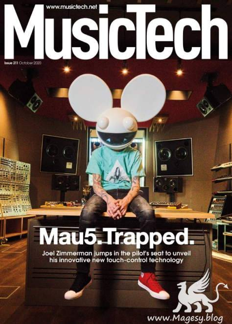 MusicTech October 2020 PDF