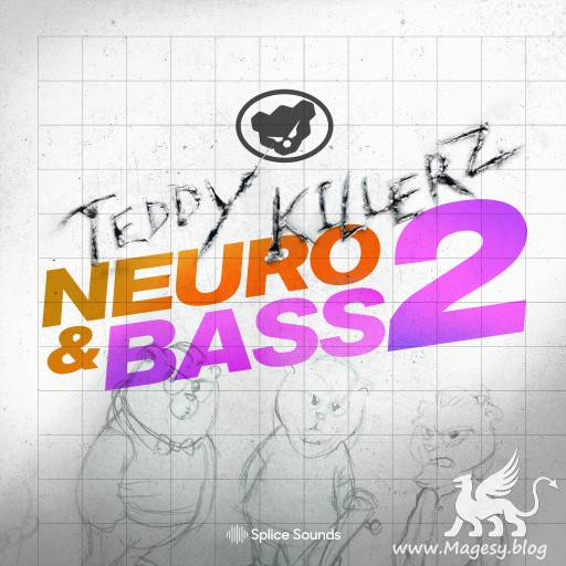 Neuro Bass Samples Vol.2 WAV-FLARE