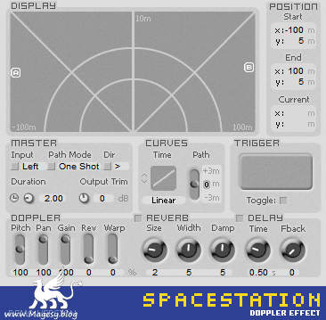 Oli Larkin Spacestation v1.0 x86 VST WiN-peace-out