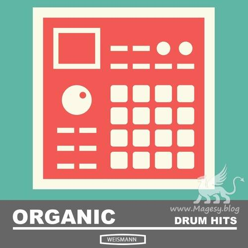 Organic Drum Hits WAV-DECiBEL