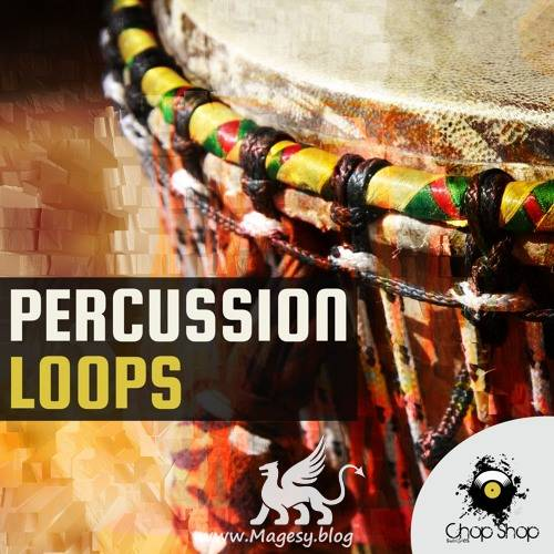 Percussion Loops WAV-DECiBEL