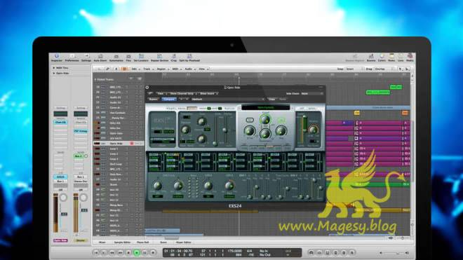 Producing Electronic Music with Logic Pro
