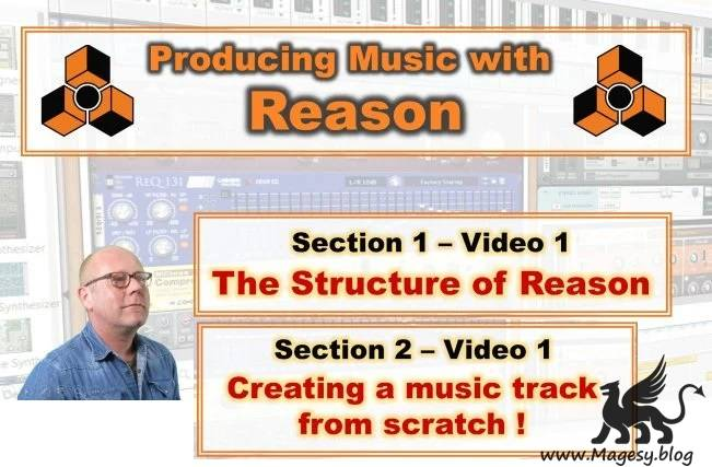Producing Music With Reason S1-S2