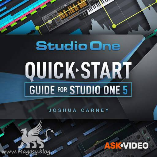 Quick Start Guide Studio One 5 TUTORiAL