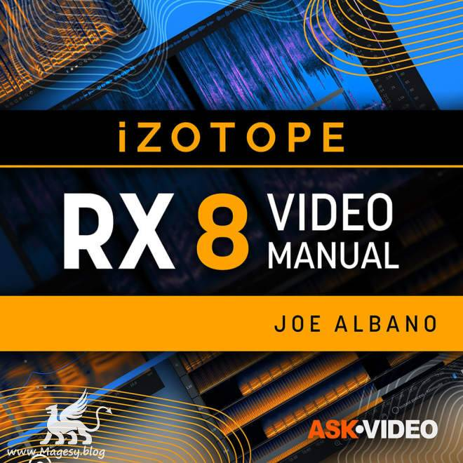 RX 8 Video Manual TUTORiAL