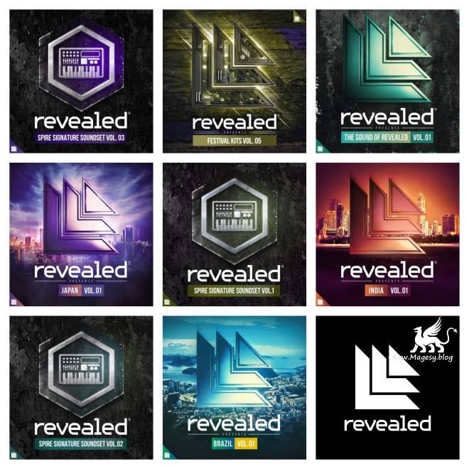 Revealed Collection Vol.1 MULTiFORMAT