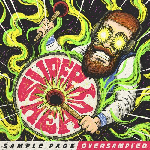 SUPER HEAVY 1000 Drums HyperPack WAV-FLARE
