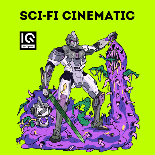 Sci-Fi Cinematic WAV