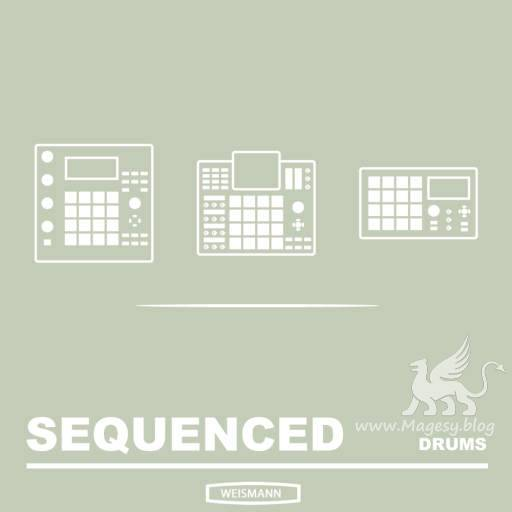 Sequenced Drums WAV-DECiBEL