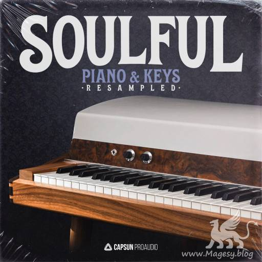 Soulful Piano And Keys Resampled WAV-FLARE