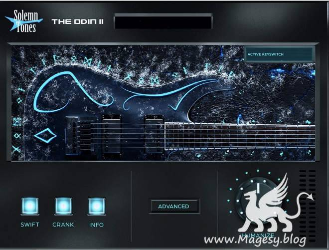 THE ODIN II AAX AU VSTi VST3 WiN MAC