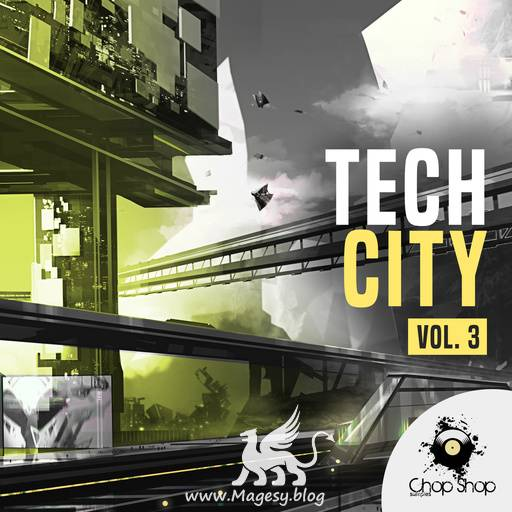 Tech City Vol.3 WAV-DECiBEL