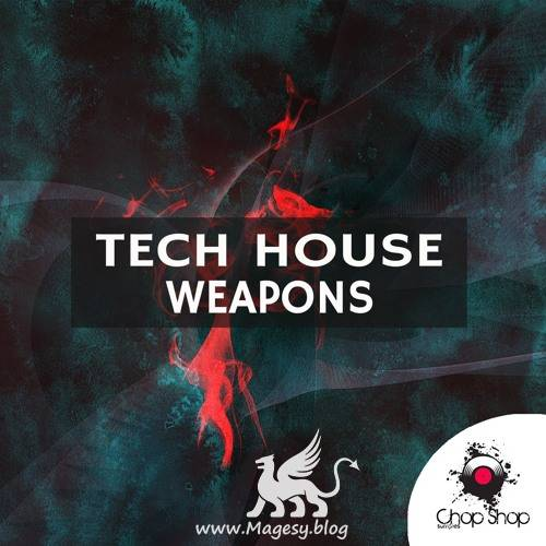 Tech House Weapons WAV-DECiBEL