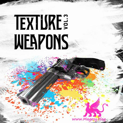 Texture Weapons Vol.3 WAV-FLARE