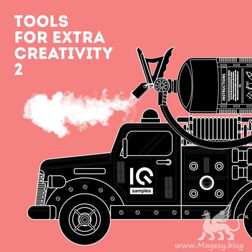 Tools For Extra Creativity Vol.2 WAV