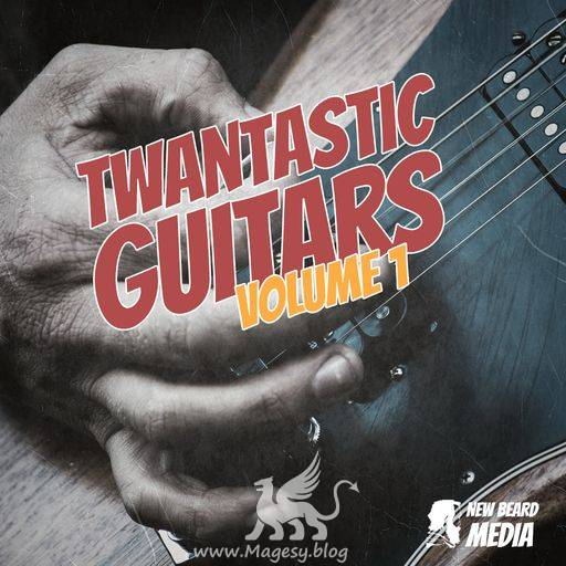 Twantastic Guitar Vol.1 WAV