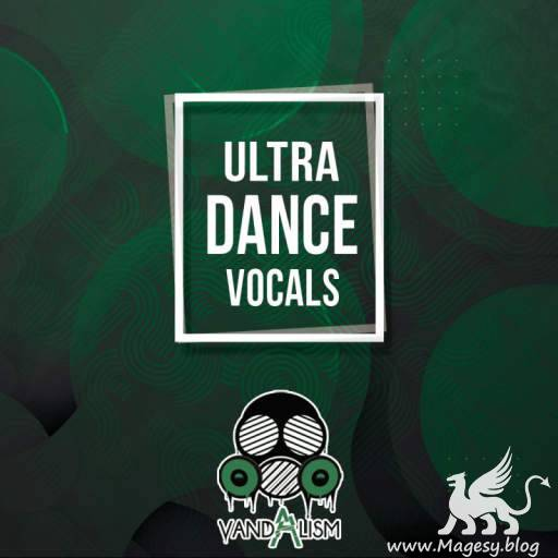Ultra Dance Vocals WAV MiDi-DiSCOVER