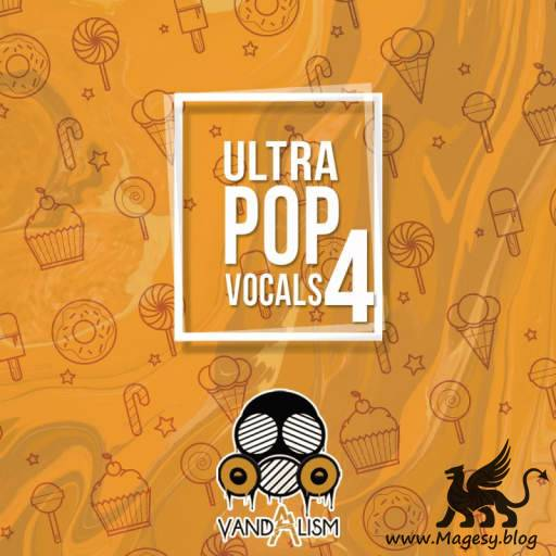 Ultra Pop Vocals 4 WAV MiDi-DiSCOVER