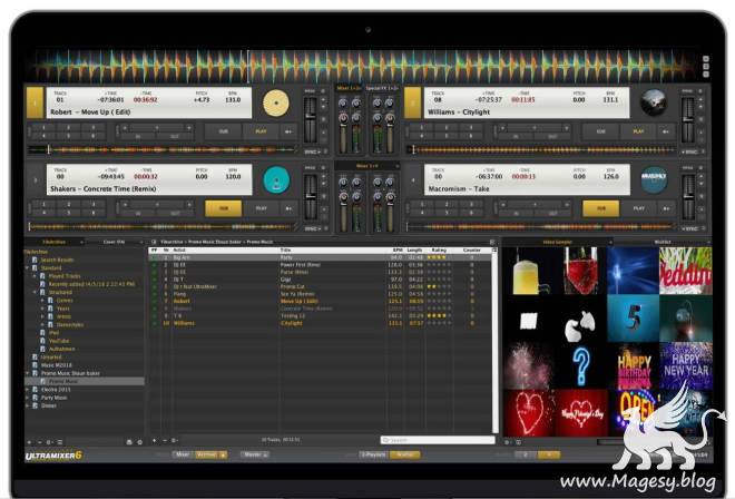 UltraMixer Pro Entertain v6.2.7 x86 x64 WiN