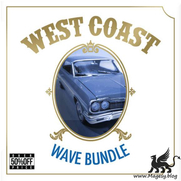 West Coast Wave Bundle Vol.1-4