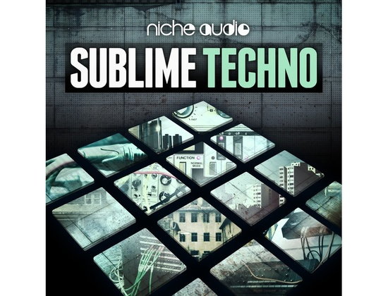 Sublime Techno MASCHiNE WAV