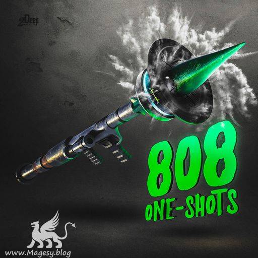808 One Shots WAV-DiSCOVER