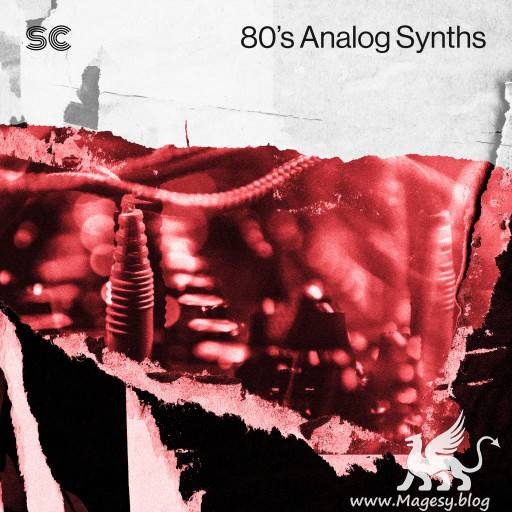 80s Analog Synths WAV