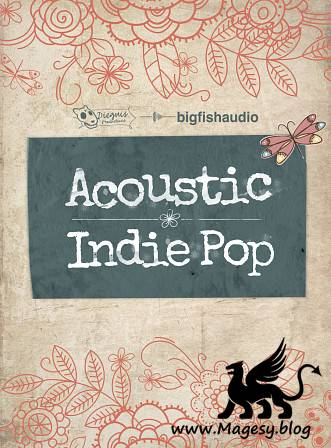 Acoustic Indie Pop MULTiFORMAT
