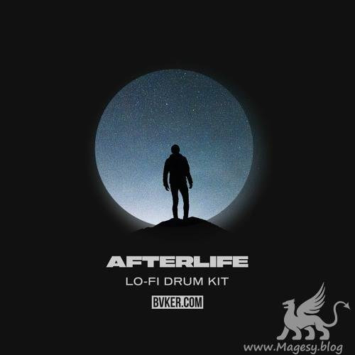 Afterlife: Lo-Fi Drum Kit WAV MiDi