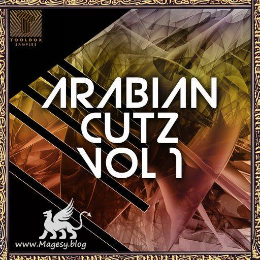 Arabian Cutz Vol.1 WAV-FANTASTiC