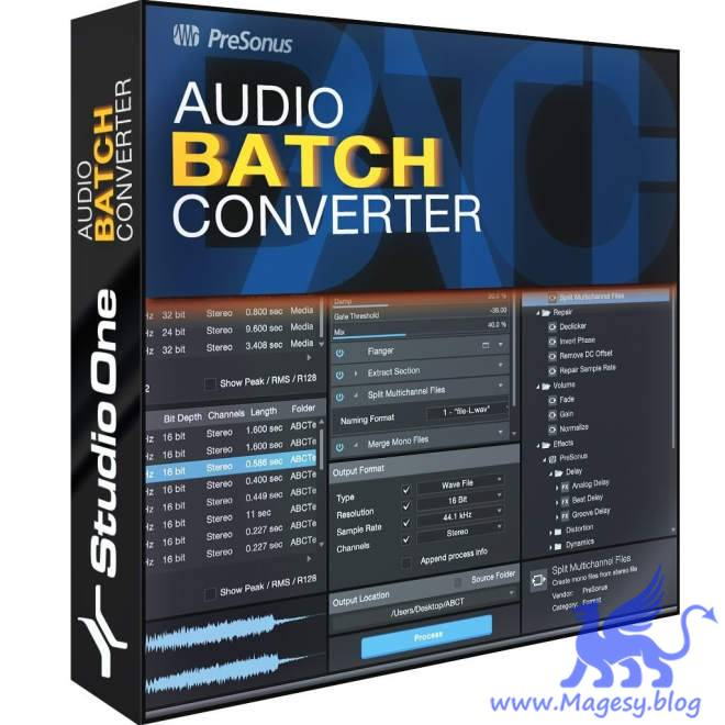 Audio Batch Converter v1.0.0.2 WiN-R2R