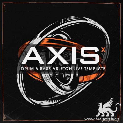 Axis X ABLETON LiVE TEMPLATE WAV