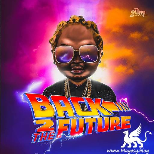 Back 2 The Future WAV-DiSCOVER