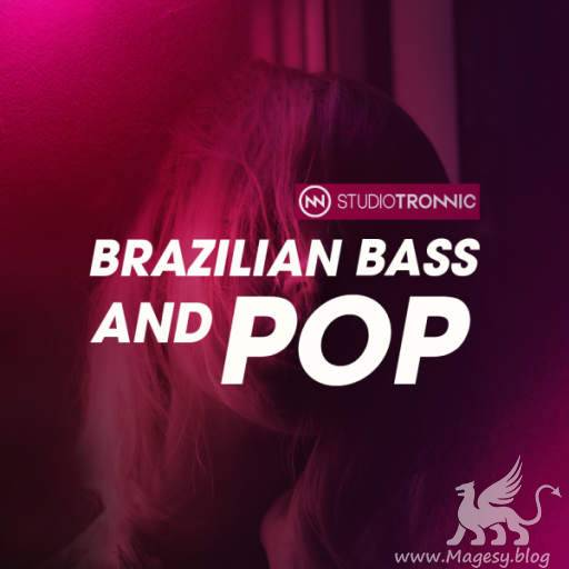 Brazilian Bass and Pop WAV MiDi