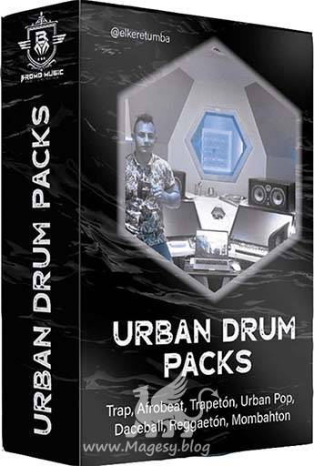 Bundle Urban Drum Pack WAV