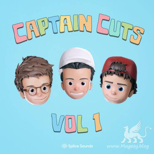 Captain Cuts Vol.1 WAV-FLARE
