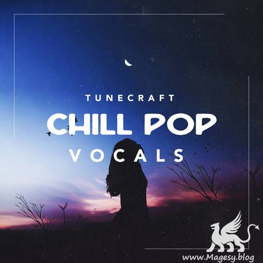 Chill Pop Vocals WAV MiDi-FLARE