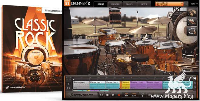 Classic Rock EZX v1.0.0 WiN MAC