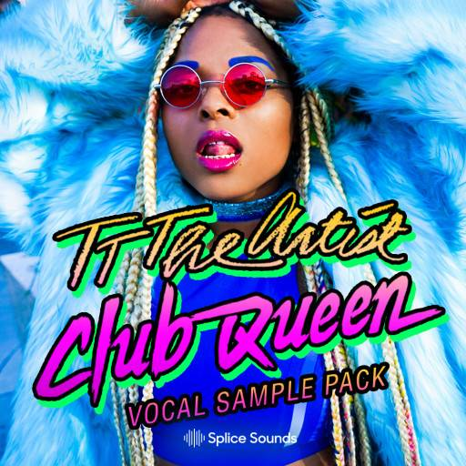 Club Queen Vocals WAV-FLARE