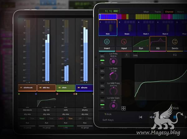 Control for Pro Tools Explained