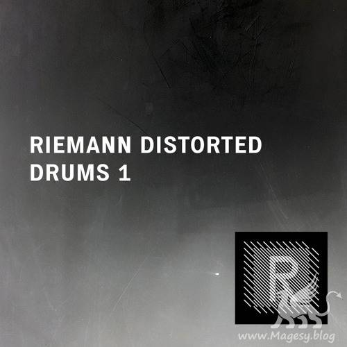 Distorted Drums 1 WAV