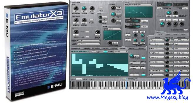 E-MU Emulator X3 v3.0.0 WiN READ NFO-R2R
