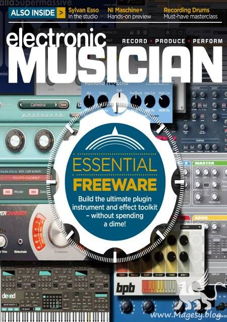 Electronic Musician December 2020
