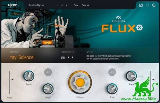 Finisher FLUXX v1.0.0 AAX VST x64 WiN-R2R