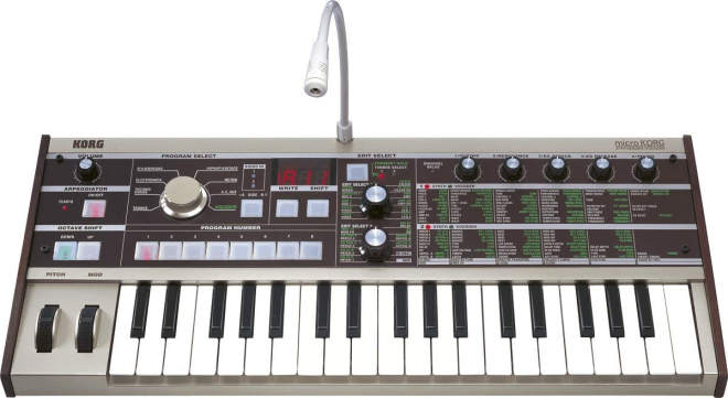 From The Studio - Modern Classic MicroKORG