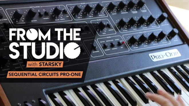 From The Studio - Sequential Circuits Pro-One
