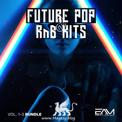 Future Pop and RnB Kits Vol 1-3 BUNDLE
