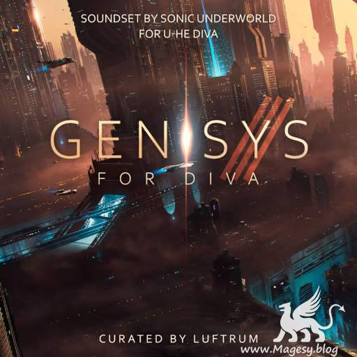 Genisys for U-He DiVA-DECiBEL
