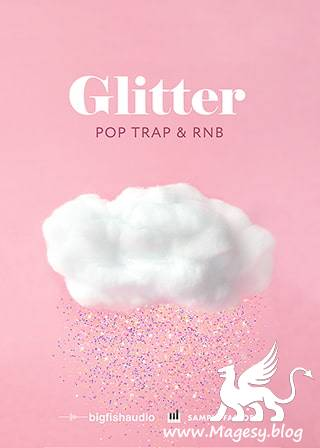 Glitter Pop, Trap and RnB MULTiFORMAT
