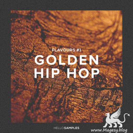 Golden Hip Hop Ableton WAV